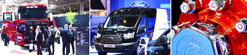 the commercial vehicle show  u2013 britain u2019s biggest road transport show