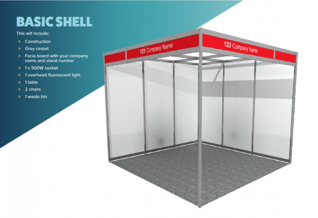 Shell Scheme Options – The Commercial Vehicle Show