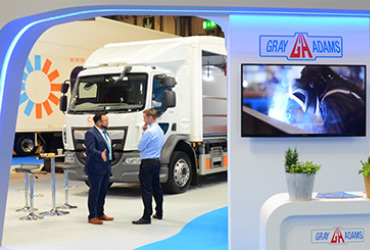 Cold Zone at The Commercial Vehicle Show - image
