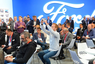 Live Theatres at The Commercial Vehicle Show - image