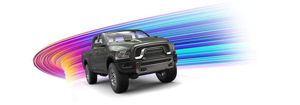 Pickup truck - image