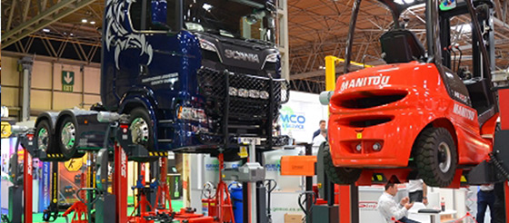 Why you should visit The Commercial Vehicle Show - image