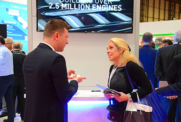 Visitors at The Commercial Vehicle Show - image