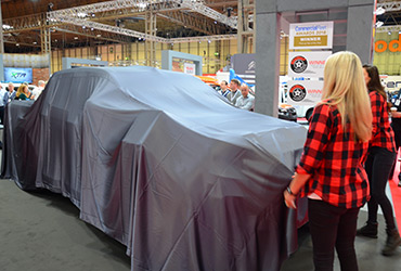 New vehicle launch at The Commercial Vehicle Show - image