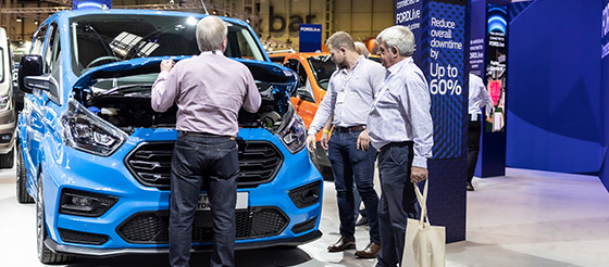CV Show A to Z of Exhibitors - image