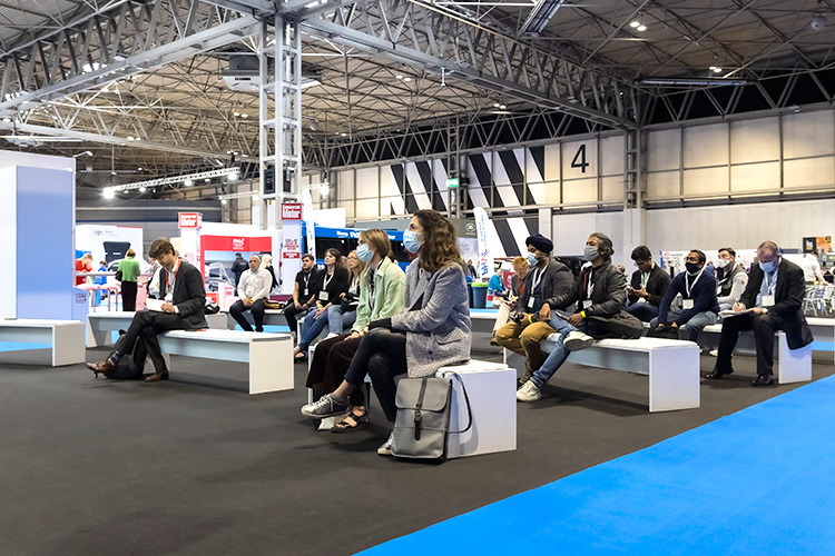 Live Theatre discussions at the CV Show 2021 - image